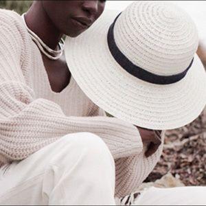 22e79e586e935 Summer   Rose Accessories - Summer   Rose Foldable Panama Hat